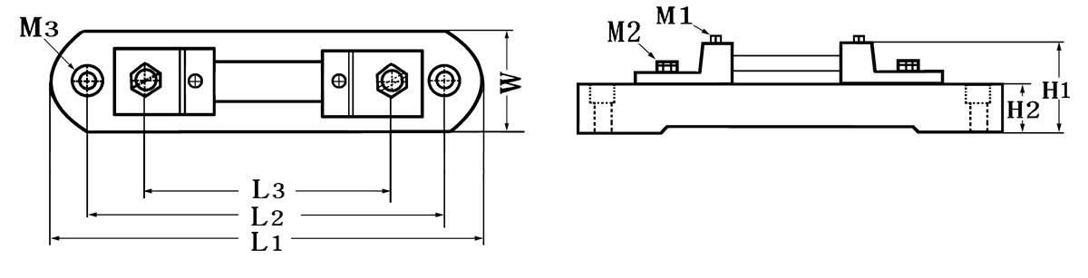 F2 SHUNT 1A-12**分流器