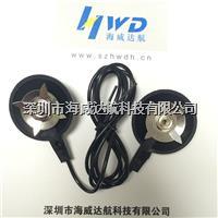 雙吸盤防靜電接地線