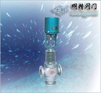 電子式三通分(合)流電動調節閥  ZRSF(H)型