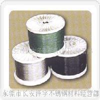 不锈钢包胶钢丝绳
