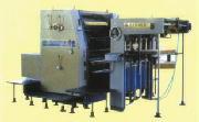对开双面单色自动胶印机