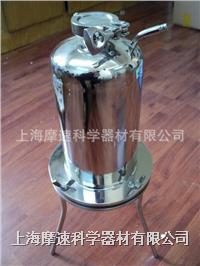 5L正壓濾器不銹鋼圓桶式過濾器MSZ05000 5L正壓濾器不銹鋼圓筒式過濾器