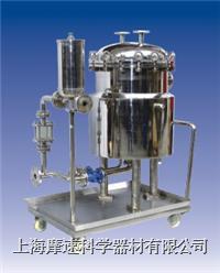 SHKⅠ-Ⅱ不銹鋼高容量活性碳過濾機 不銹鋼高容量活性碳過濾機