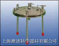 國產不銹鋼微孔濾膜142MM單層單向平板過濾器 MSD142