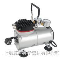 MSL-20真空壓力兩用泵,無油靜音隔膜泵,正壓5-7BAR,負壓600mmHG MSL-20