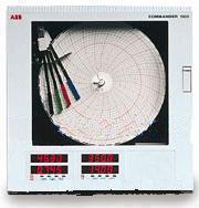ABB圓盤記錄儀.