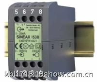 SINEAX系列高性能電流變送器 (GMC)  ---SINEAX I538