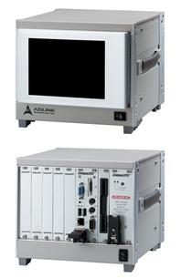 凌华3UCompactPCI6槽机箱带电源