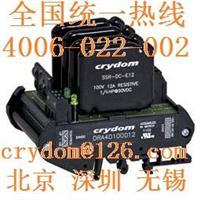 直流電機正反轉控制固態接觸器型號DRA4D100D12無觸點接觸器Crydom電機正反向接觸器 DRA4D100D12三相固態接觸器Crydom