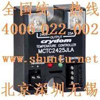 進口固態溫度控制器MCTC2450快達SSR固態Crydom電子溫控器 MCTC2450JLA
