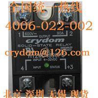 Sensata森薩塔Crydom固態繼電器型號H12WD48125P快達大功率SSR H12WD48125PG