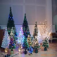 光纤圣诞树