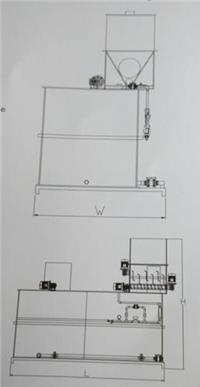 干化學品儲蓄系統泡藥機 QPL3-500