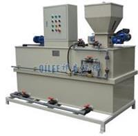 全自动干粉投加装置自动溶药机 QPL2-2000