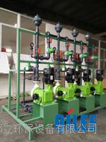含油污水处理撬装系统 QPDS-P2M2-I