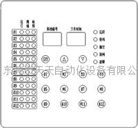 中央供料系统1拖12
