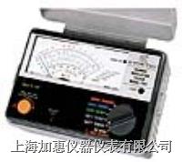日本共立KYORITSU 3313指针式绝缘电阻测试仪 日本共立KYORITSU 3313指针式绝缘电阻测试仪