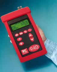 英国凯恩KM940手持式烟气分析仪 KM940