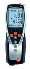 testo 435-1多功能风速测量仪 435-1风速测量仪