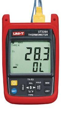 優利德UT326A專業型數字測溫表 UT326A