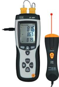 DT-8891专业接触和红外二合一测量仪 DT-8891