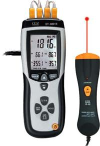 DT-8891D专业接触和红外二合一测量仪  DT-8891D