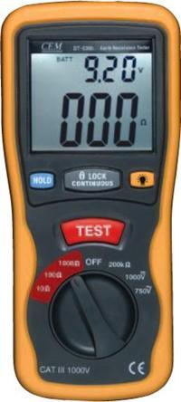 DT-5300专业接地电阻测试仪 DT-5300