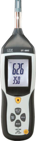 DT-8892三合一温湿测量仪 DT-8892