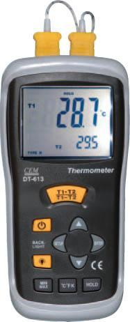DT-613數字顯示測溫儀 DT-613