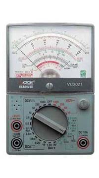 VC3021指针万用表 VC3021万用表