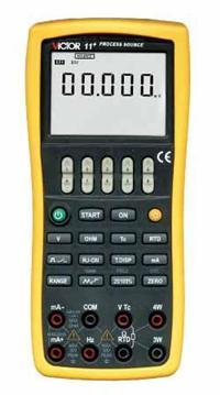 VICTOR11+过程信号校验仪 VICTOR11+过程信号校验仪