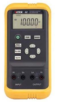 VICTOR02热电偶校验仪 VICTOR02