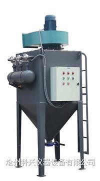 建筑材料单体燃烧试验除尘设备 IMXLT45型