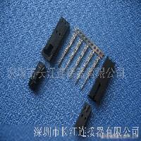 臺制品MX2.54帶扣公母70066連接器