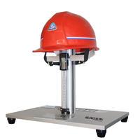 安全帽垂直佩戴高度丈量仪