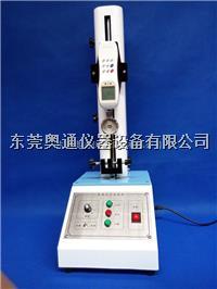 桌上型单柱电动拉力机,拉力机厂家,拉力测试仪图片