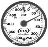 PTC313C溫度計|PTC313C指針式溫度計|美國PTC雙金屬表面溫度計