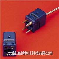DTC雙只熱電偶插頭 Omega插座