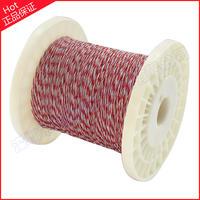 E2*0.2紅白色雙絞熱電偶線