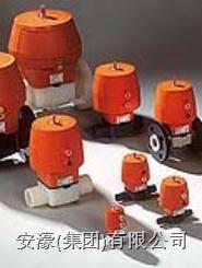PVC 气动隔膜阀 025/028型