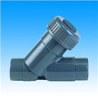 角座止回阀 SRV 303 系列 PVC-U/PP/PVDF