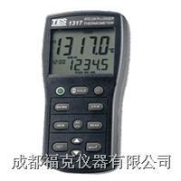 白金電阻溫度表 TES1317