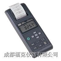 帶打印溫度表 TES1305