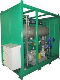 重油加熱器,重油電加熱係統
