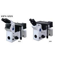 倒立金相显微镜-GX51/GX71 GX51/GX71