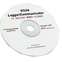 HIOKI9334記錄儀通訊軟件