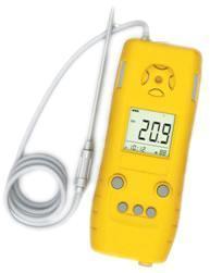 便攜式泵吸型氧氣檢測報警儀
