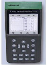 PROVA-800温度计/记录器