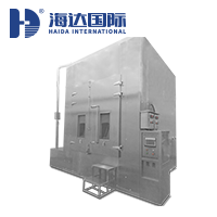 東莞AGapp客戶端二維碼沙塵試驗房製造商 HD-E706-2