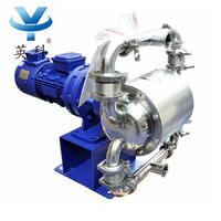 食品卫生级电动隔膜泵 YKDW